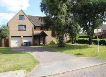 Thumbnail 6 bedroom detached house for sale in Heathfields, Martlesham Heath, Ipswich