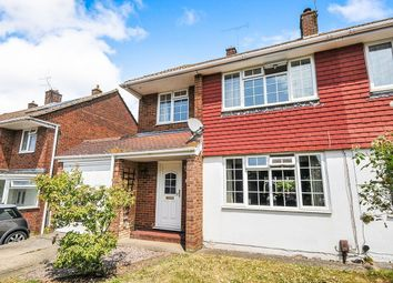 Thumbnail 3 bed semi-detached house to rent in Salisbury Avenue, Swanley