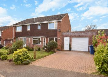 Thumbnail 3 bedroom semi-detached house for sale in Sussex Drive, Banbury