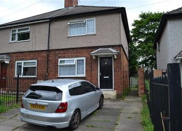 Thumbnail 3 bedroom semi-detached house to rent in Westbury Road, Wednesbury