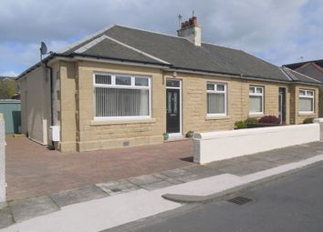 Thumbnail 2 bed semi-detached bungalow for sale in Kirkholm Avenue, Ayr
