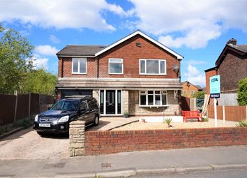 Thumbnail 4 bed detached house for sale in Flag Lane, Penwortham, Preston