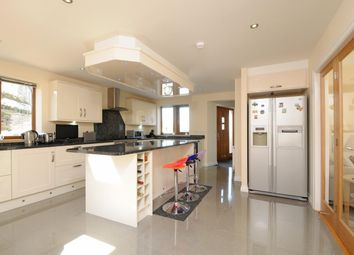 Thumbnail 4 bed detached house to rent in Yew Tree Road, Shepley, Huddersfield, West Yorkshire