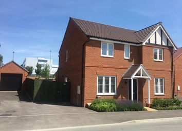 Thumbnail 4 bed detached house to rent in Normandy Road, Fareham