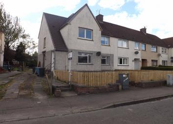 Thumbnail 2 bedroom flat to rent in Lomond Road, Coatbridge, North Lanarkshire, 2Jl