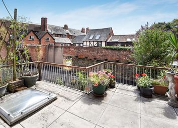 Thumbnail 4 bedroom town house for sale in St. Nicholas Street, Hereford