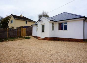Thumbnail 2 bed bungalow for sale in Kilmington, Axminster