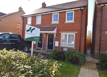 Thumbnail 2 bed semi-detached house for sale in Fuller Way, Steventon, Abingdon