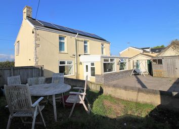 Thumbnail 3 bed detached house for sale in Llanmaes, Llanmaes