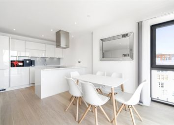 Thumbnail 3 bed flat to rent in Horizon Tower, Yabsley Street