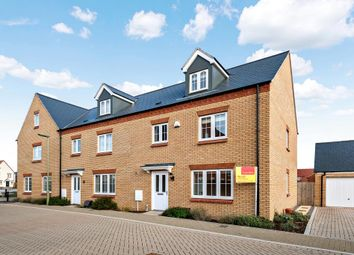 Thumbnail 4 bed end terrace house to rent in Bicester, Oxfordshire