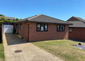 Thumbnail 3 bed bungalow for sale in Barley Close, Telscombe Cliffs, Peacehaven