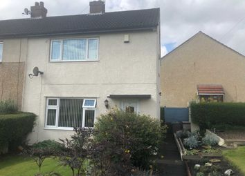 Thumbnail 2 bed semi-detached house for sale in Mountain Crescent, Dewsbury