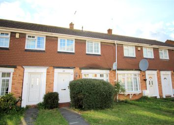 Thumbnail 3 bed terraced house for sale in Leycroft Gardens, Slade Green, Kent
