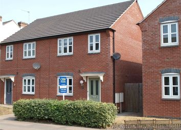 Thumbnail 3 bed semi-detached house for sale in Shobnall Road, Burton-On-Trent, Staffordshire
