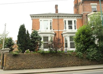 Thumbnail 6 bed flat to rent in Waverley Street, Nottingham