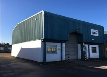 Thumbnail Light industrial to let in Nuffield Road, Cambridge, Cambridgeshire