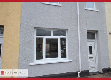 Thumbnail 3 bed terraced house to rent in Llanvair Road, Newport