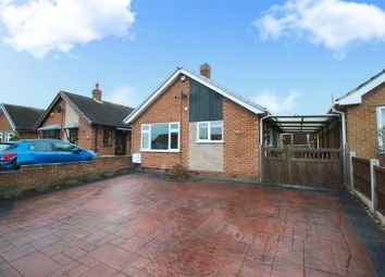 Thumbnail 2 bed detached bungalow for sale in Park Road East, Calverton, Nottingham