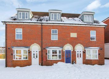 3 bed terraced house for sale in Crocus Drive, Sittingbourne ME10