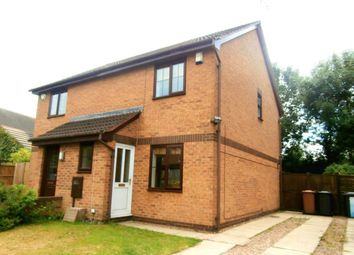 Thumbnail 2 bed semi-detached house to rent in Darwin Road, Long Eaton, Nottingham