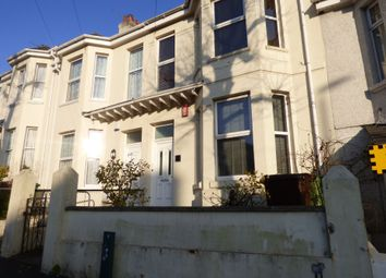 Thumbnail 1 bed flat to rent in Victoria Road, St Budeaux, Plymouth