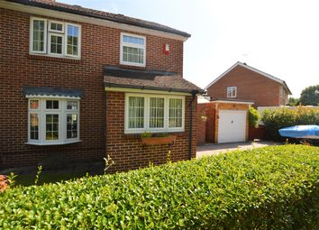 Thumbnail 3 bed semi-detached house for sale in Kings Close, Rowlands Castle