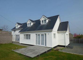 Thumbnail 3 bedroom detached house for sale in Lon Crecrist, Trearddur Bay, Holyhead, Sir Ynys Mon