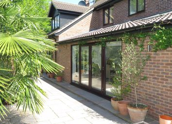 Thumbnail 4 bed detached house for sale in Geffers Ride, Ascot
