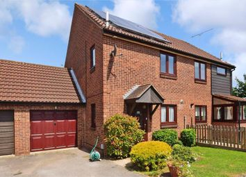 Thumbnail 3 bed semi-detached house for sale in The Windsors, Buckhurst Hill, Essex