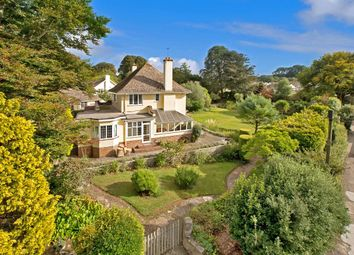 Thumbnail 4 bedroom detached house for sale in Galmpton, Brixham, Devon