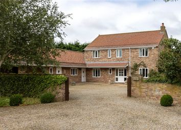 Thumbnail 4 bed detached house for sale in St James House, Rainton, Near Ripon, North Yorkshire