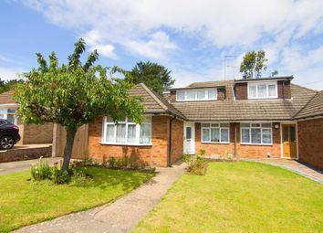 Thumbnail 3 bed semi-detached house for sale in Ridgeway Avenue, Dunstable, Bedfordshire