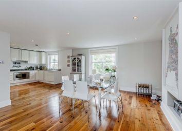 Thumbnail 3 bed flat for sale in Upper Maisonette, Haverstock Hill, Belsize Park