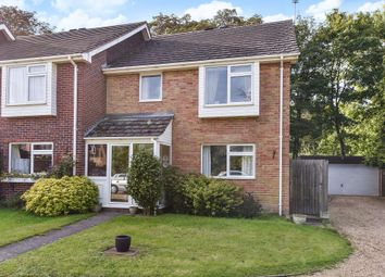 Thumbnail 4 bedroom end terrace house for sale in Tithe Barn Drive, Maidenhead
