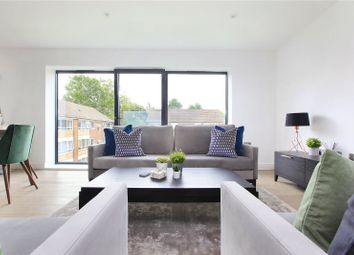 Thumbnail 2 bed flat for sale in St Andrews Court, Waynflete Street, London