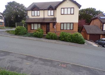 Thumbnail 4 bed detached house for sale in Brushwood Avenue, Flint, Flintshire