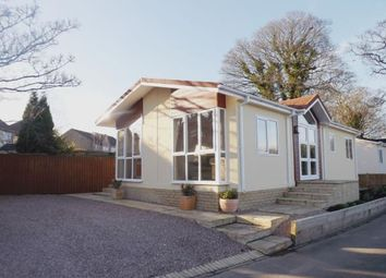 Thumbnail 2 bed mobile/park home for sale in Hatherleigh Road, Okehampton