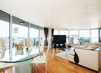 Thumbnail 3 bed flat to rent in Imperial Wharf, Fulham
