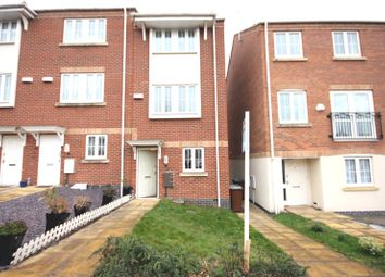 Thumbnail 4 bedroom property to rent in Sarah Avenue, Nottingham, Nottinghamshire