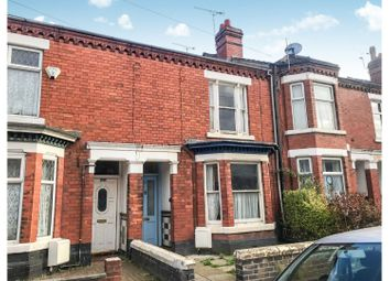 Thumbnail 3 bed terraced house for sale in Brooklyn Street, Crewe