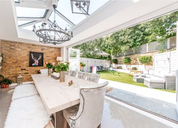 Thumbnail 6 bed terraced house for sale in Thames Crescent, London