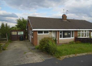 Thumbnail 2 bed semi-detached bungalow for sale in Manor Park, Bradford, West Yorkshire