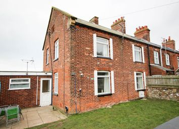 Thumbnail 5 bedroom end terrace house for sale in Coastguard Road, Caister-On-Sea, Great Yarmouth