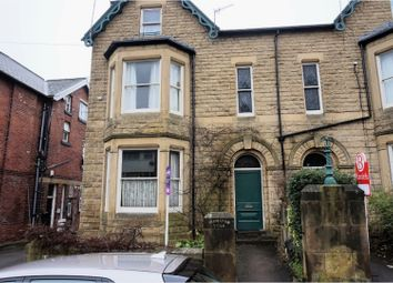Thumbnail 1 bed flat for sale in 457 Crookesmoor Road, Sheffield