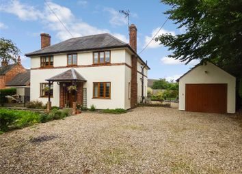 Thumbnail 4 bed detached house for sale in Main Road, Claybrooke Magna, Lutterworth, Leicestershire