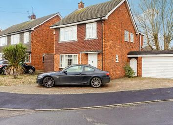 Thumbnail 3 bed detached house for sale in Rother Close, Garston, Watford, Herts