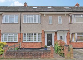 Thumbnail 3 bed terraced house for sale in Exmouth Road, Ruislip