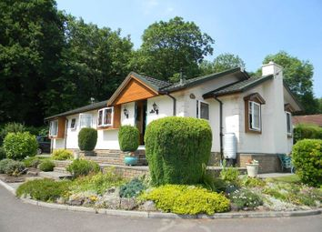 Thumbnail 3 bed mobile/park home for sale in Clanna, Alvington, Lydney