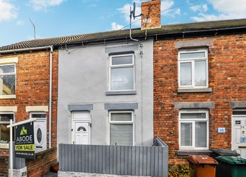 Thumbnail 2 bed terraced house for sale in Chapel Street, Woodville, Swadlincote